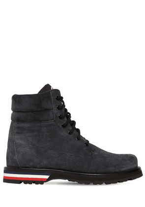 Vancouver Nubuck Ankle Boots