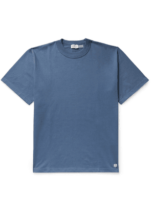 Armor Lux - Cotton-Jersey T-Shirt - Men - Blue