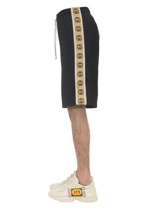 Technical Jersey Shorts W/side Bands