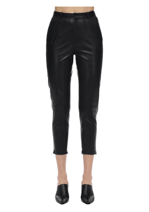 Mom Leather Pants