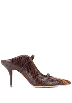 Malone Souliers Maureen mules - Brown