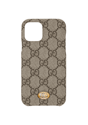 Gucci Beige Ophidia GG iPhone 11 Pro Case