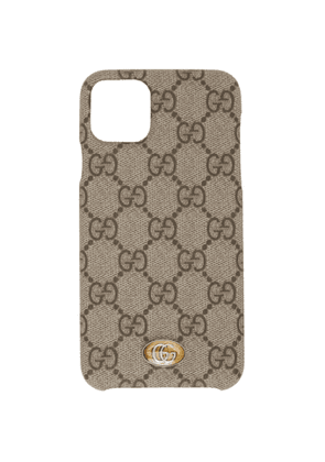 Gucci Beige Ophidia GG iPhone 11 Max Case