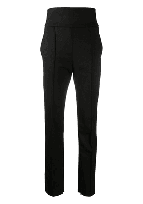 Alexandre Vauthier high-waisted tailored trousers - Black