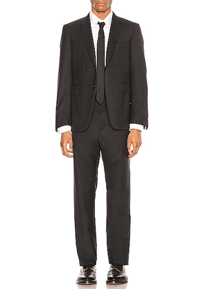 Thom Browne Classic Wool Suit in Charcoal - Gray. Size 1 (also in 0,2,3).