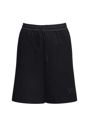 Classic Cotton Terry Sweat Shorts