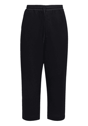 Classic Terry Cropped Track Pants