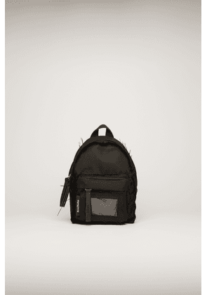 Acne Studios FN-UX-BAGS000026 Black Mini backpack