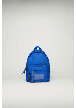 Acne Studios FN-UX-BAGS000026 Deep blue Mini backpack