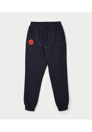CLASSIC TRACKSUIT BOTTOMS TIME TO ACT ROYAL BLUE