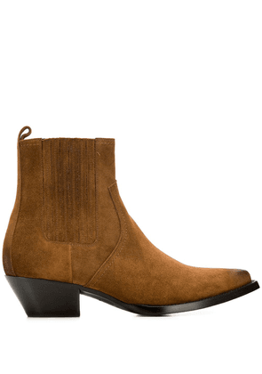 Lukas Leather Boots