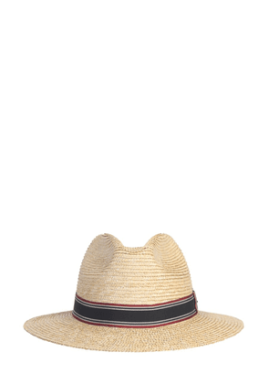 PANAMA HAT WITH TAPE