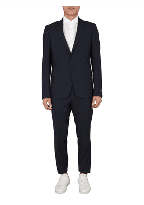 Z Zegna Suit in Blue