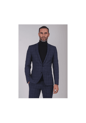 Remus Lazio Checked Jacket Colour: 78