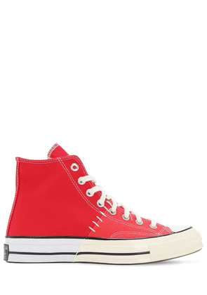 Chuck 70 Reconstructed High Top Sneakers
