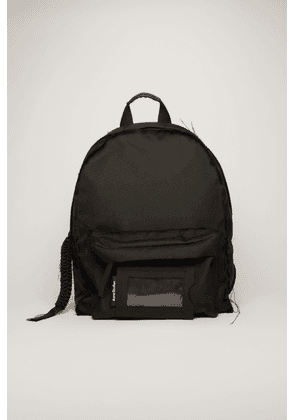 Acne Studios FN-UX-BAGS000025 Black  Backpack