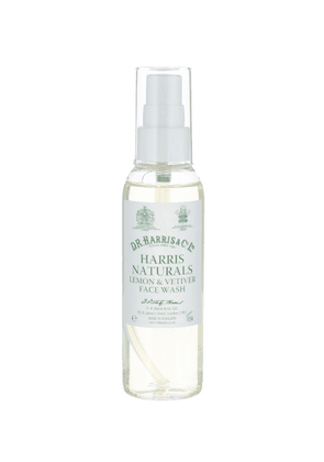 Lemon and Vetiver Face Wash