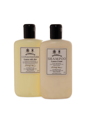 Lemon Shampoo and Conditioner Set