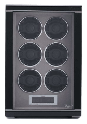 RAPPORT Formula six watch winder - Black