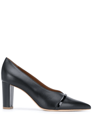 Malone Souliers Courtney pointed pumps - Black