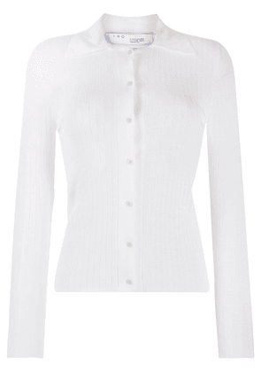 IRO ribbed knitted shirt - NEUTRALS