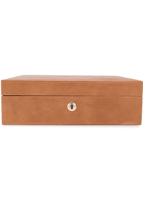 RAPPORT vintage 8-watch box - Brown