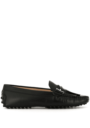 Tod's Double T loafers - Black