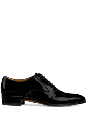 Gucci GG lace-up shoes - Black