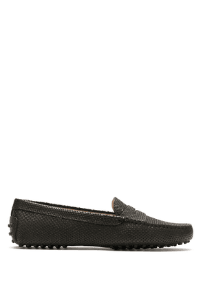 Tod's GOMMINI MOCASSINO - Black