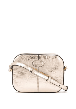 Tod's thin strap shoulder bag - GOLD
