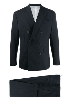 Dsquared2 double breasted two-piece suit - Blue