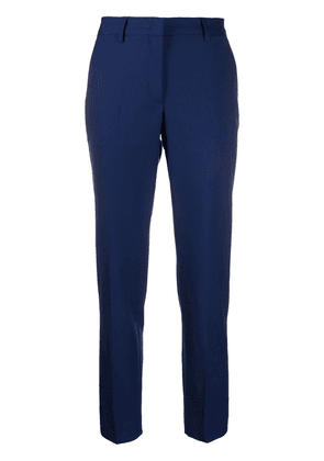 Paul Smith A Suit To Travel In straight-fit trousers - Blue