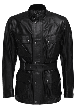 Trialmaster Panther 2.0 Leather Jacket