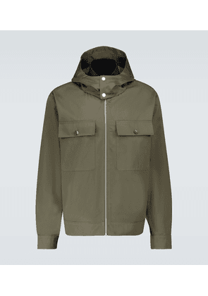 JWA puller zipped jacket