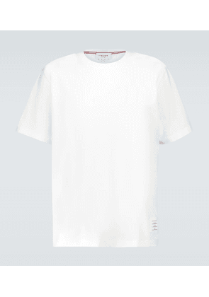 Relaxed-fit short-sleeved T-shirt