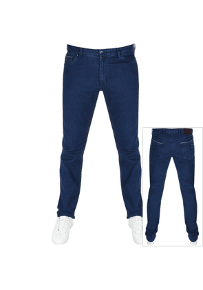 Paul And Shark Stretch Jeans Blue