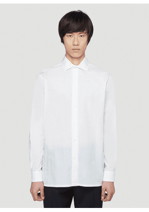 1017 ALYX 9SM Classic Shirt in White size IT - 46