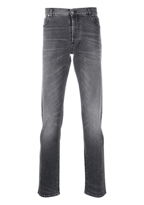 Balmain slim-fit jeans - Grey