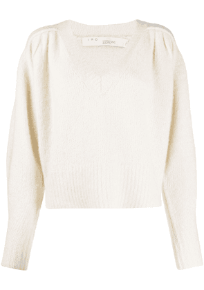 IRO Wild soft knit jumper - NEUTRALS