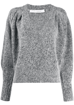 IRO Wild soft knit jumper - Grey