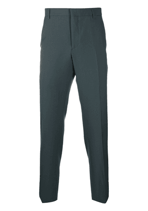 Prada classic fit tailored trousers - Grey