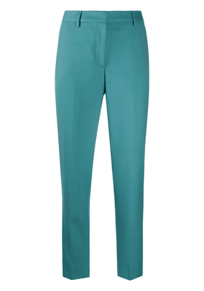 Paul Smith slim tapered fit trousers - Blue