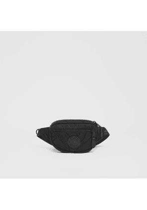 Burberry Small Monogram Recycled Polyester Cannon Bum Bag