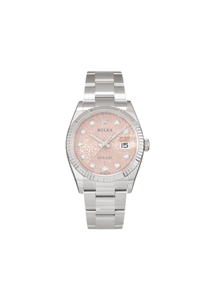 Rolex unworn Oyster Perpetual Datejust 36mm - ROSE