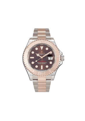 Rolex unworn Oyster Perpetual Datejust 41mm - Brown