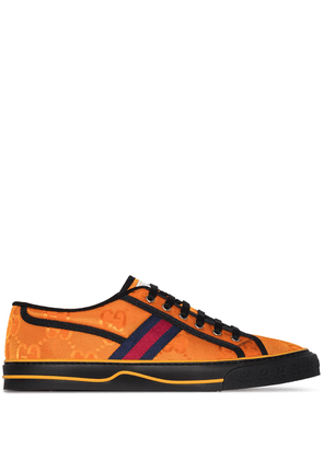 Gucci Off The Grid GG Tennis 1977 sneakers - ORANGE