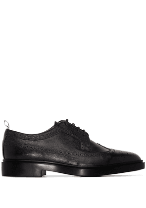 Thom Browne Longing leather brogues - Black