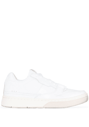 Reebok Dual Court leather sneakers - White