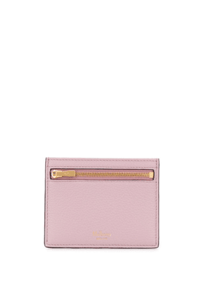 Mulberry compact logo cardholder - PINK