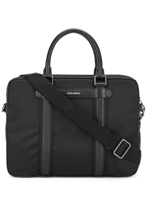 Dolce & Gabbana Mediterraneo laptop bag - Black